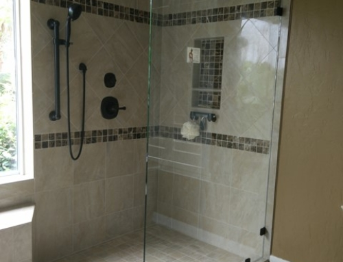 MUST READ: PRIOR TO CLEANING SHOWER GLASS