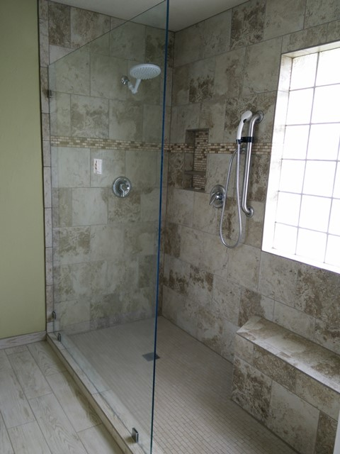 Alison Glass Inc Custom Framed Or Frameless Showers