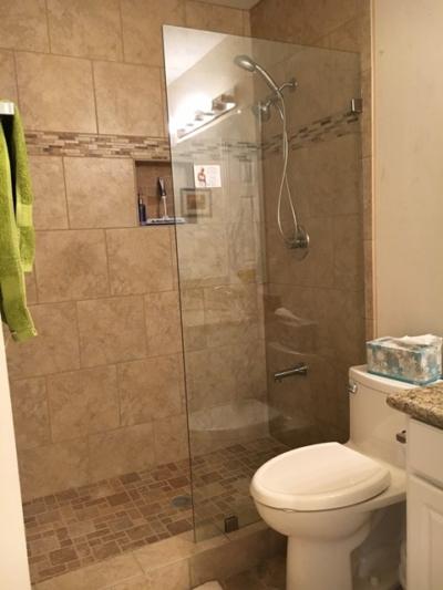 Alison Glass Inc – Custom framed or frameless showers ...